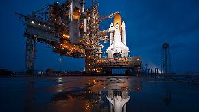 Countdown läuft: Letztes Space Shuttle startet ins All