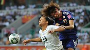 K.o. nach 120 Minuten: DFB-Frauen scheitern an japanischer Mauer