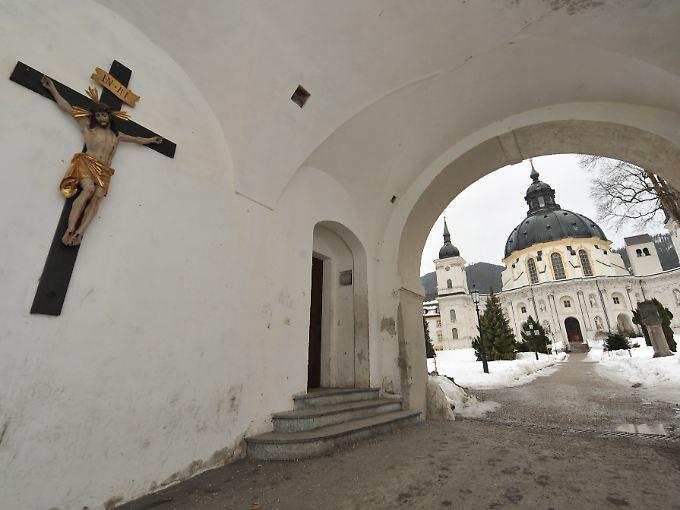 Das oberbayerische Kloster Ettal: 2010 wurde bekannt, dass hier über Jahrzehnte hinweg mehr als 100 Klosterschüler sexuell missbraucht wurden.