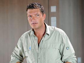 Hardy Krüger jr. spielte in mehreren internationalen Produktionen mit.