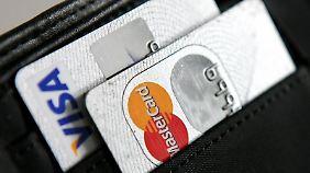 Mehr als nur Zahlungsmittel: die Kreditkarte.