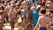 """""""Mud Day"""": Michigan saut sich ein"""