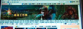 Das Pentagon sieht in China einen der Hauptgegner im Cyber-Krieg.