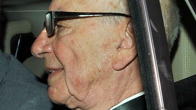 Rupert Murdoch hat derzeit wenig Grund zur Freude.