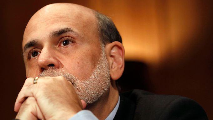 Bernanke warnt vor globalen Schockwellen: Moody's droht USA mit Abwertung