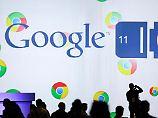 """""""Ein großartiges Quartal!"""": Google scheffelt Werbemilliarden"""