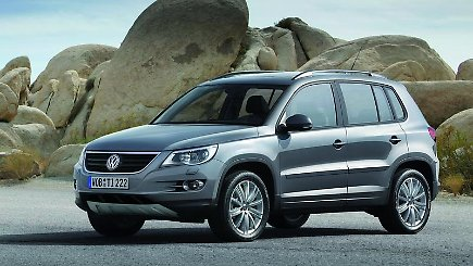 vw tiguan gebraucht jung und zuverl ssig n. Black Bedroom Furniture Sets. Home Design Ideas