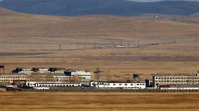 Gefängnis im Osten Sibiriens
