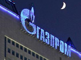 Gazprom steigt beim deutschen Energiekonzern RWE ein.