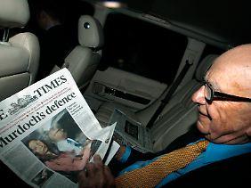 Für Anwalt Eisenberg sind die Methoden der Murdoch-Blätter auch in Deutschland zu finden.