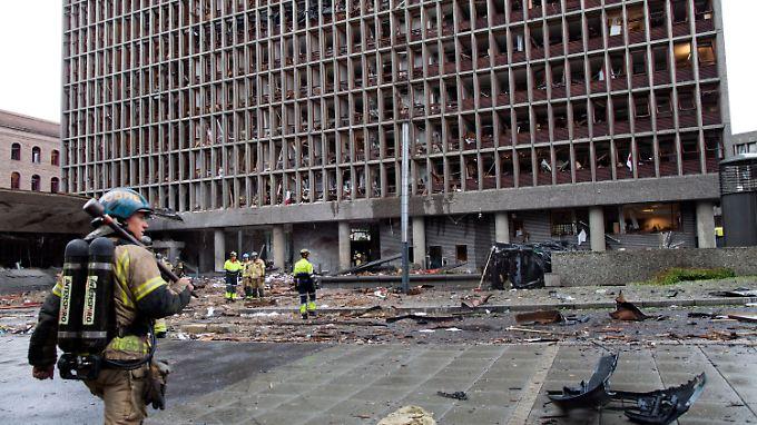Terror in Norwegen: Chronologie der Anschläge
