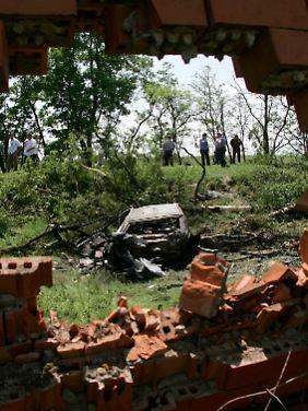 Die Terroranschläge in den Kaukasus-Regionrn reißen nicht ab: ...