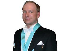 Breivik nennt sich selbst einen Tempelritter.
