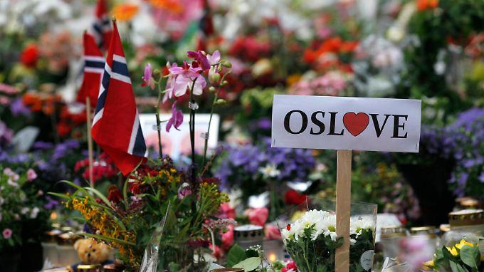 Nach den Attentaten in Norwegen: Norwegische Seele tief verletzt