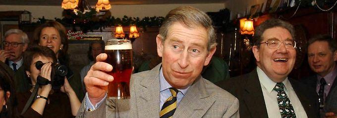 In Maßen statt in Massen genießen - da würde sicher auch Prinz Charles zustimmen.
