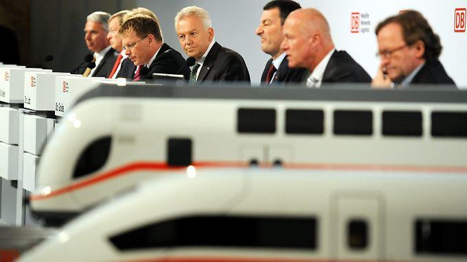 Pünktlichkeitswerte bald im Netz: Bahn rüstet sich für Herausforderungen
