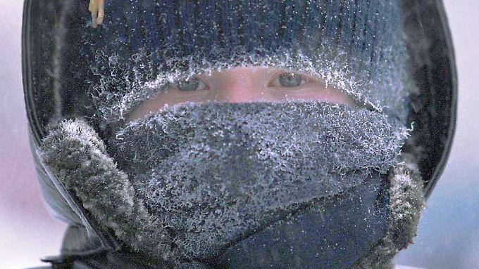 Das Überleben in Sibirien ist vor allem im Winter äußerst schwer (Archivbild).