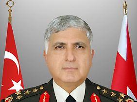 General Özel ist nun Oberkommandierender der Landstreitkräfte und Vize-Generalstabschef.