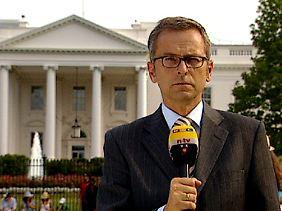 Dirk Emmerich berichtet für n-tv aus Washington.