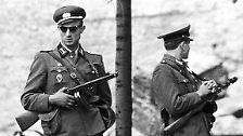 Der Mauerbau: Die DDR sperrt ihre Bürger ein