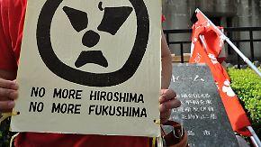 Hiroshima-Gedenken nach Fukushima: Japan will Abkehr von Kernenergie