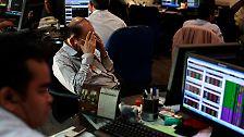 Im Angesicht der Schuldenkrise: Wenn die Börse bebt