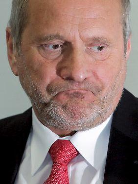 Ingolf Deubel hat laut Beck seinen Rücktritt selbst angeboten.