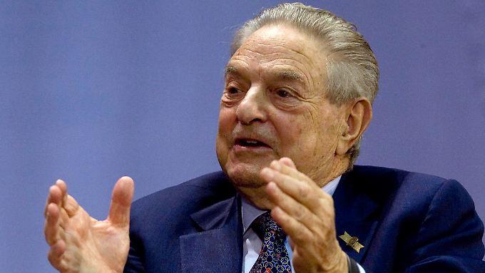 George Soros lässt an der deutschen Regierung kein gutes Haar.
