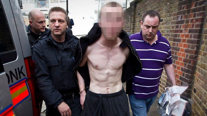 In London sind bereits alle Gefängniszellen belegt.