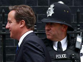 Cameron macht sich mit seinem Vorstoß nicht nur Freunde.