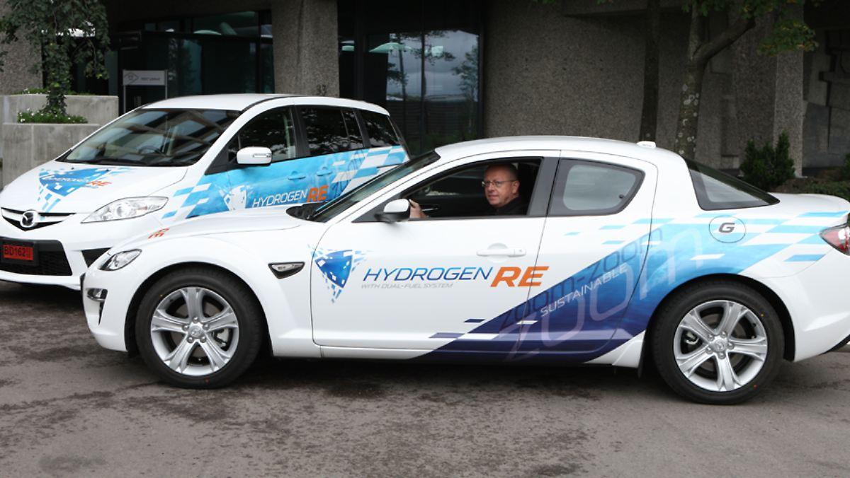 Kreiselgesang Als Zukunftsmelodie Mazda Setzt