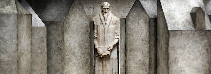 Den Reformatoren waren ihre Gemeinsamkeiten viel wichtiger als die Unterschiede, erklärt der Theologe Jürgen Moltmann.