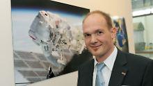 Von der Raumfahrt begeistert: Der nächste Deutsche im All