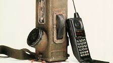 Das erste Handy war ein Meilenstein: Motorola schreibt Geschichte