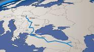 Gas aus Zentralasien: Die Nabucco-Pipeline