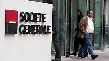 Millionendeal nach Börsenturbulenzen: Rothschild überwacht SocGen