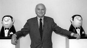 Zum Tod von Vicco von Bülow: Prominenz würdigt Kunst von Loriot