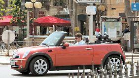 Auch in Frankreich gilt immer öfter die ungünstige Tankregelung.