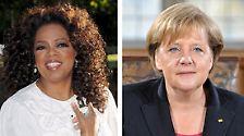 Die mächtigsten Frauen der Welt 2011: Angela Merkel auf Platz 1