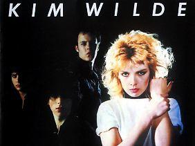 Die 80er halt - so sah das Cover ihrer ersten LP aus.