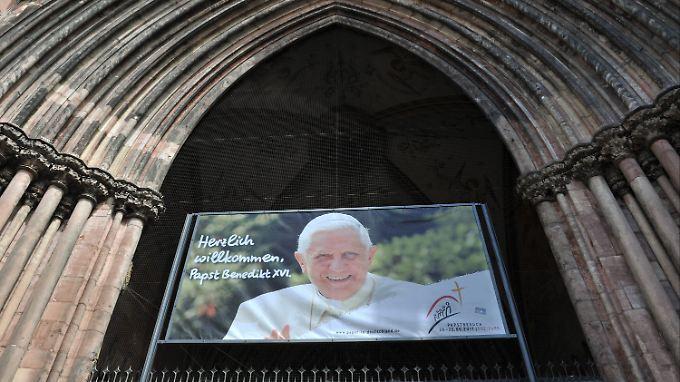 Viele erwarten eine modernere Kirche von Benedikt.
