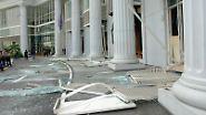 Neun Tote, Dutzende Verletzte: Anschläge in Jakarta