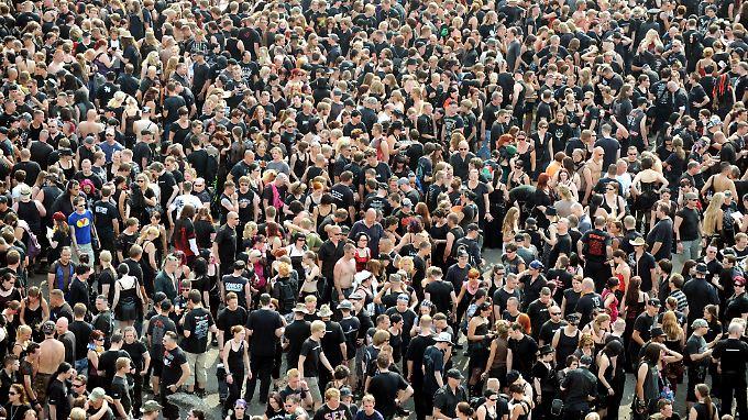 Der 7.000.000.000ste Mensch wird vermutlich in Indien oder China zur Welt kommen.