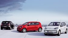 """Großprojekt Kleinwagen: VW rollt den """"Up"""" aus der Halle"""