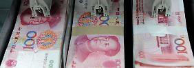 Geringere Banken-Rücklagen: China kurbelt Wirtschaft an