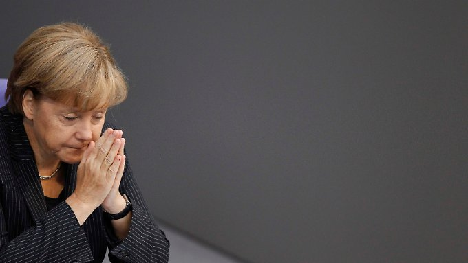 EU-Rettungsschirm: Merkel muss um eigene Mehrheit bangen
