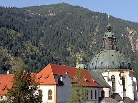 Das oberbayerische Kloster Ettal: 2010 wurde bekannt, dass hier über Jahrzehnte hinweg Klosterschüler sexuell missbraucht wurden.