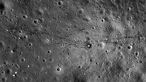 Gestochen scharf: NASA zeigt neue Mond-Bilder