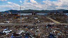 Sechs Monate nach der Katastrophe: Japan lebt in Trümmern