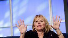 Carol Bartz nimmt kein Blatt vor den Mund.